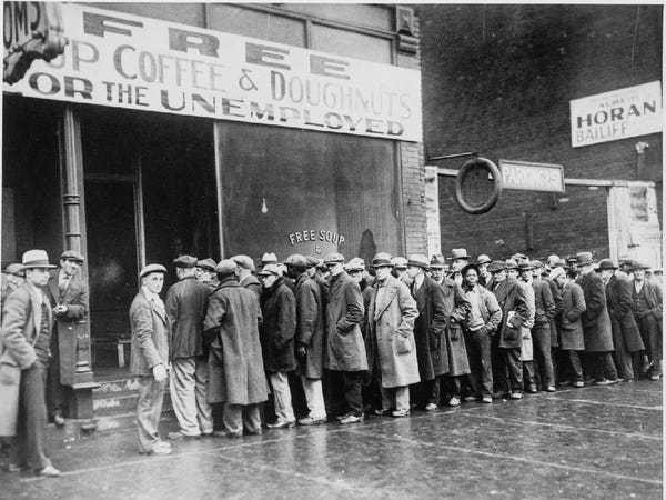 BONNER: An economic depression might not be a bad thing - Business Insider
