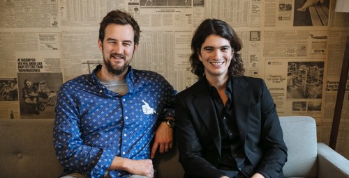 WeWork is now a $16 billion company