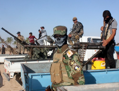 Iraqi Army Retreats From Saddam's Hometown As Assault On ISIS Falters