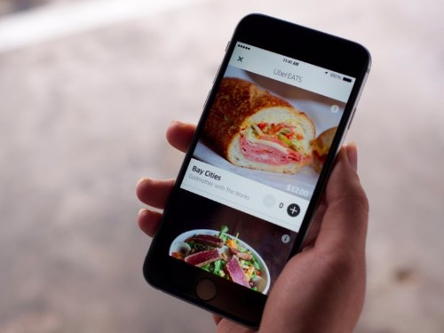 Uber has hit a road bump in its quest to conquer food delivery