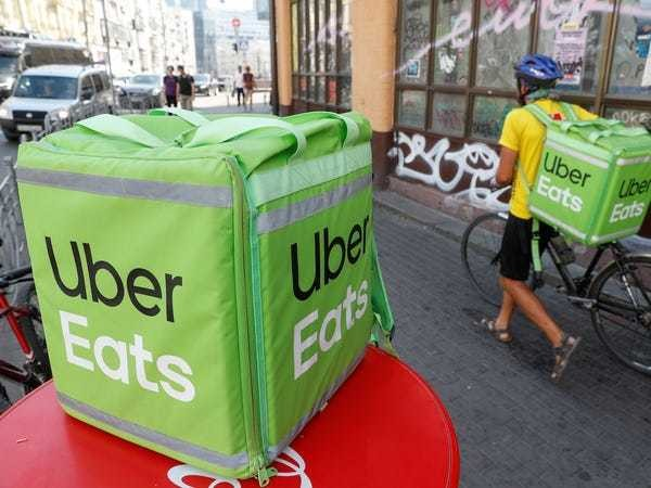 Grubhub and Uber Eats food delivery comparison: review - Business Insider
