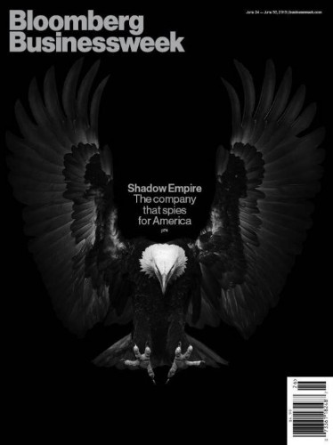 Bloomberg Businessweek Makes Booz Allen Hamilton Look Totally Evil