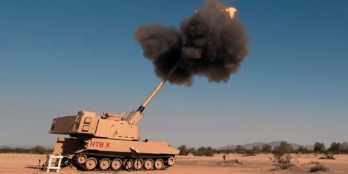 Meet the M1299, the new Army howitzer meant to hurl shells up to 62 miles