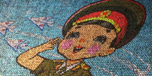 Children as young as 4 brainwashed to serve in North Korea's military