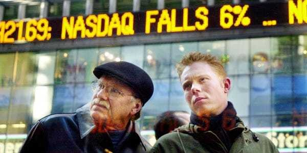 Next stock market crash: Albert Edwards says tech carnage is coming - Business Insider