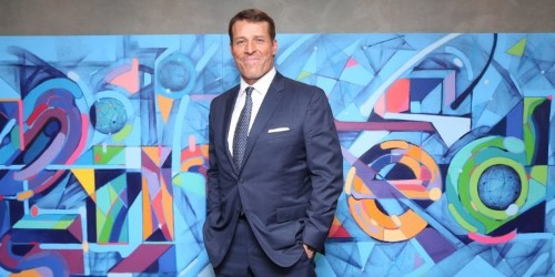 Tony Robbins shares the first — and worst — investments he ever made