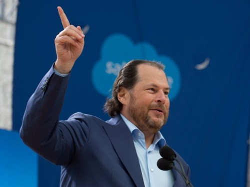 Wall Street says Salesforce's Tableau acquisition will help it grow