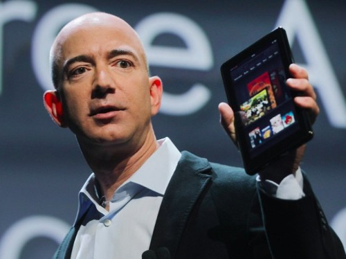Amazon has quietly removed encryption from its Fire tablets