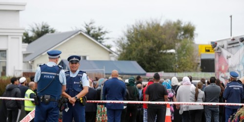 The New Zealand shooter botched his 2nd mosque attack by going through the wrong door, which let dozens of people escape, survivor says