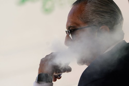 CDC: THC vapes may play role in lung disease, deaths