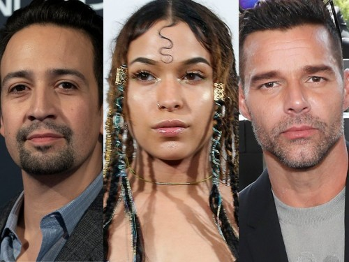 15 celebrities who are calling for Puerto Rico's governor to step down