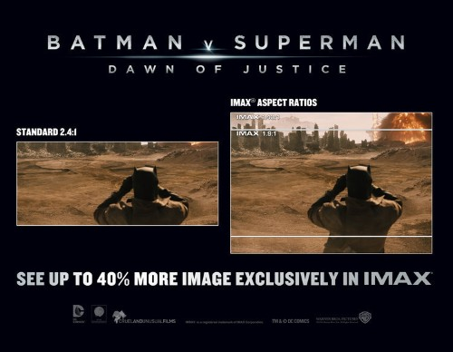 This one photo shows why you need to see 'Batman v Superman' in IMAX