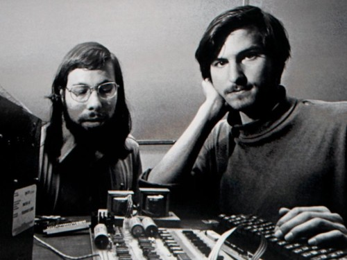 Steve Jobs 'played no role at all' in designing the Apple I or Apple II computers, Woz says