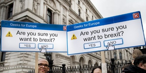 Over 5 million people have signed a petition calling for Brexit to be cancelled