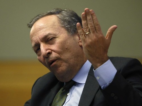 Larry Summers Gave An Amazing Speech On The Biggest Economic Problem Of Our Time