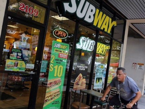 Subway's 'mystery meat' and 'mushy and rotten vegetables' destroyed the 'Eat Fresh' advantage it spent years building