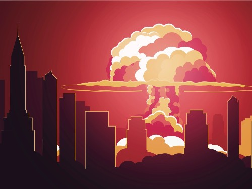 If a nuclear bomb explodes nearby, here's why you should never, ever get in a car - Business Insider