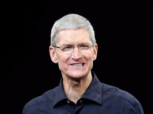 Tim Cook just said something alarming about iPhone 8: 'We're seeing what we believe to be a pause in purchases on iPhone'