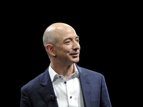 Amazon's Jeff Bezos Explains Why We Love Some Companies And Fear Others