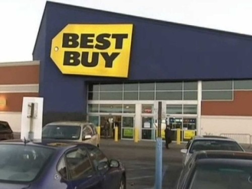 Thieves Grab Nearly $75,000 Of Merchandise From N.Y. Best Buy After Cutting Huge Hole In The Wall