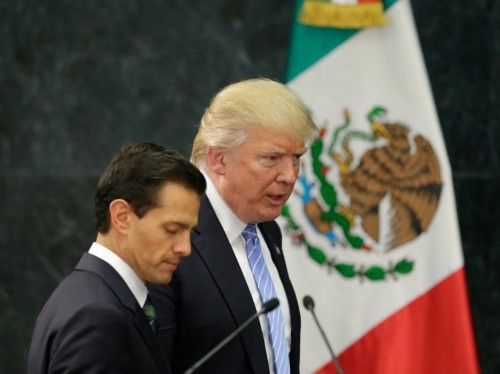 Here's Mexico's plan to gain leverage with Trump