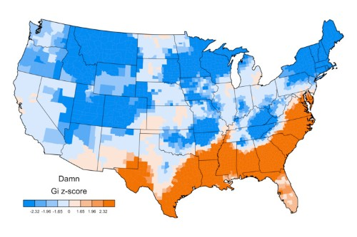 MAPPED: The most popular curse words in America, according to Twitter