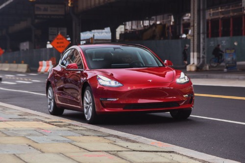 The first Tesla Model 3 reviews are coming in — and there's one thing everyone is talking about