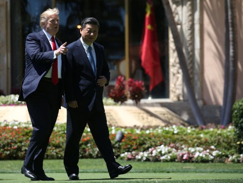 Trump just checked Beijing in the South China Sea for the first time — and it's a risky bet