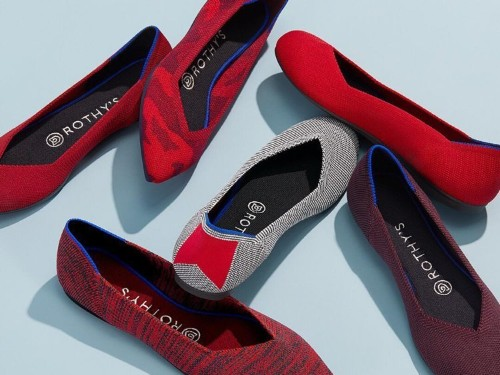Rothy's flats review 2019: we tried the popular shoes made from recycled plastic
