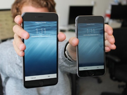 The simple reason analysts think the iPhone 6 will be bigger than any iPhone Apple has released so far