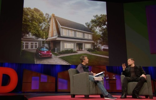 Tesla's epic solar roof plan just hit a speed bump