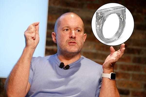 Apple's Jony Ive designs gaudy diamond ring - Business Insider