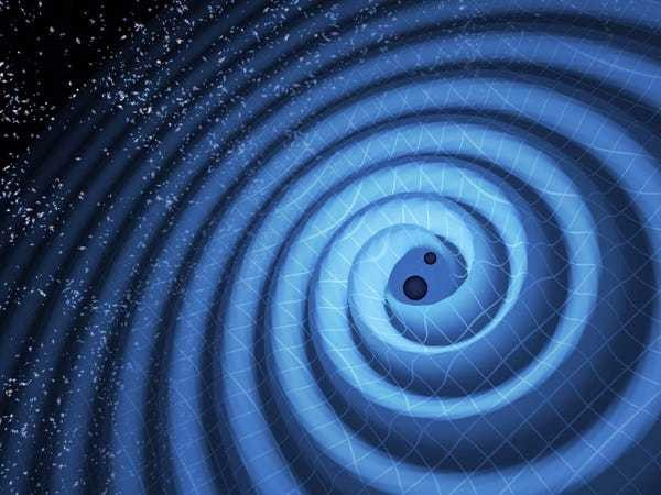 5 cosmic secrets gravitational wave astronomy might reveal - Business Insider