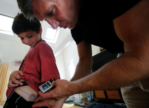 This Scientist Is Creating The Perfect Pancreas To Treat His Son's Diabetes