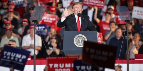 Experts say there is still a clear route for Trump to win reelection in 2020 even if a recession strikes