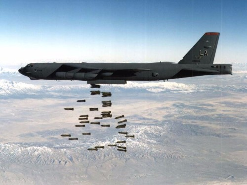 The US is getting ready to unveil its next super bomber