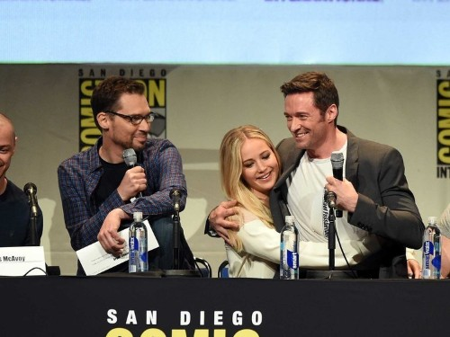Fox shocks fans at Comic-Con with unexpected new footage from 'X-Men: Apocalypse'