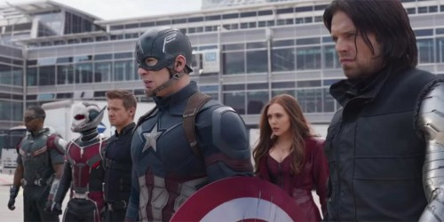 'Captain America: Civil War' will be Marvel's longest movie yet