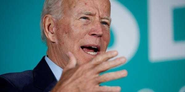 Joe Biden claims marijuana might be gateway drug, despite research - Business Insider
