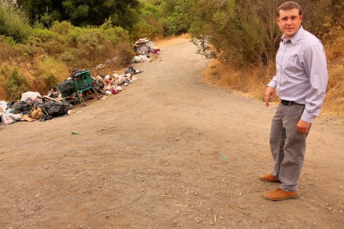 Former Napster CEO Is Doing Incredible Work To Help Silicon Valley's Homeless