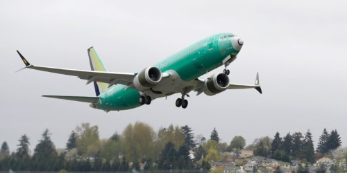 Boeing 737 Max still viable for flyers if its cheap: Reuters poll