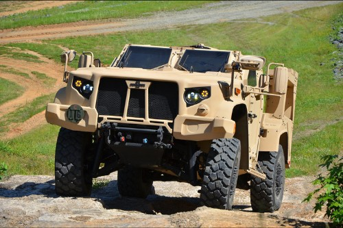 It took the Army 4 years to field this new tactical vehicle. It took soldiers only 4 days to wreck one.