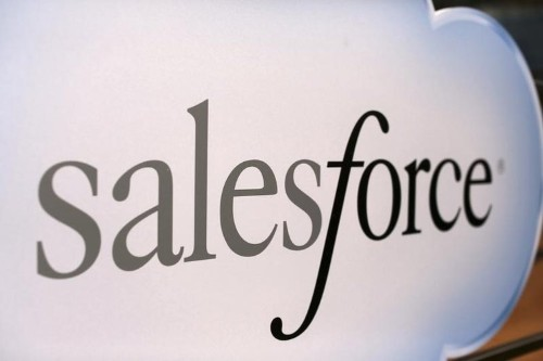 Salesforce To Make Big Push Into Healthcare Industry