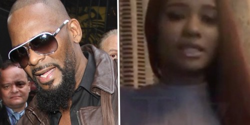 Woman allegedly held captive in R. Kelly 'cult' denies report: 'I'm not being brainwashed'