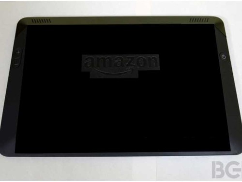 Leak: This Is Amazon's New Kindle Fire