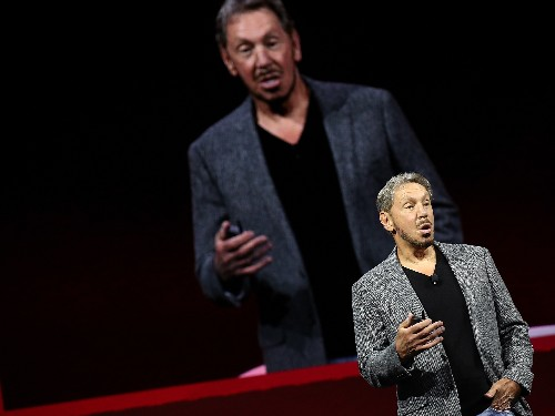 Meet 5 execs that Larry Ellison and insiders say could be Oracle CEO - Business Insider