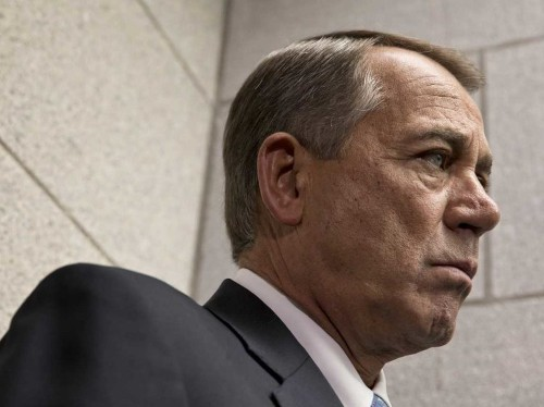 John Boehner Very Quietly Made A Major Move On Immigration Reform Today