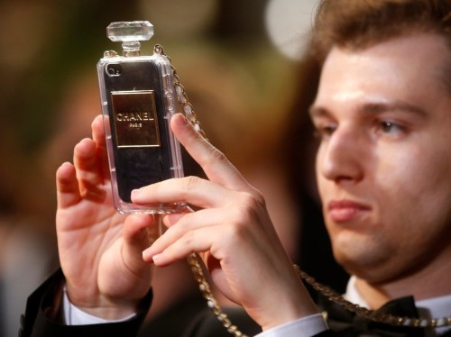Designer phone cases you can wear are a new men's fashion trend