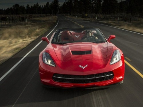 Chevy Corvette Named Most 'Made In America' Car