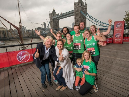We went for a jog with the man who ran 370 marathons in 1 year to win a bet with his girlfriend
